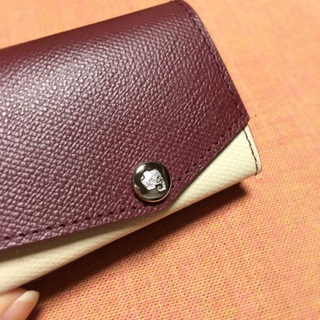 小さい財布 全体像