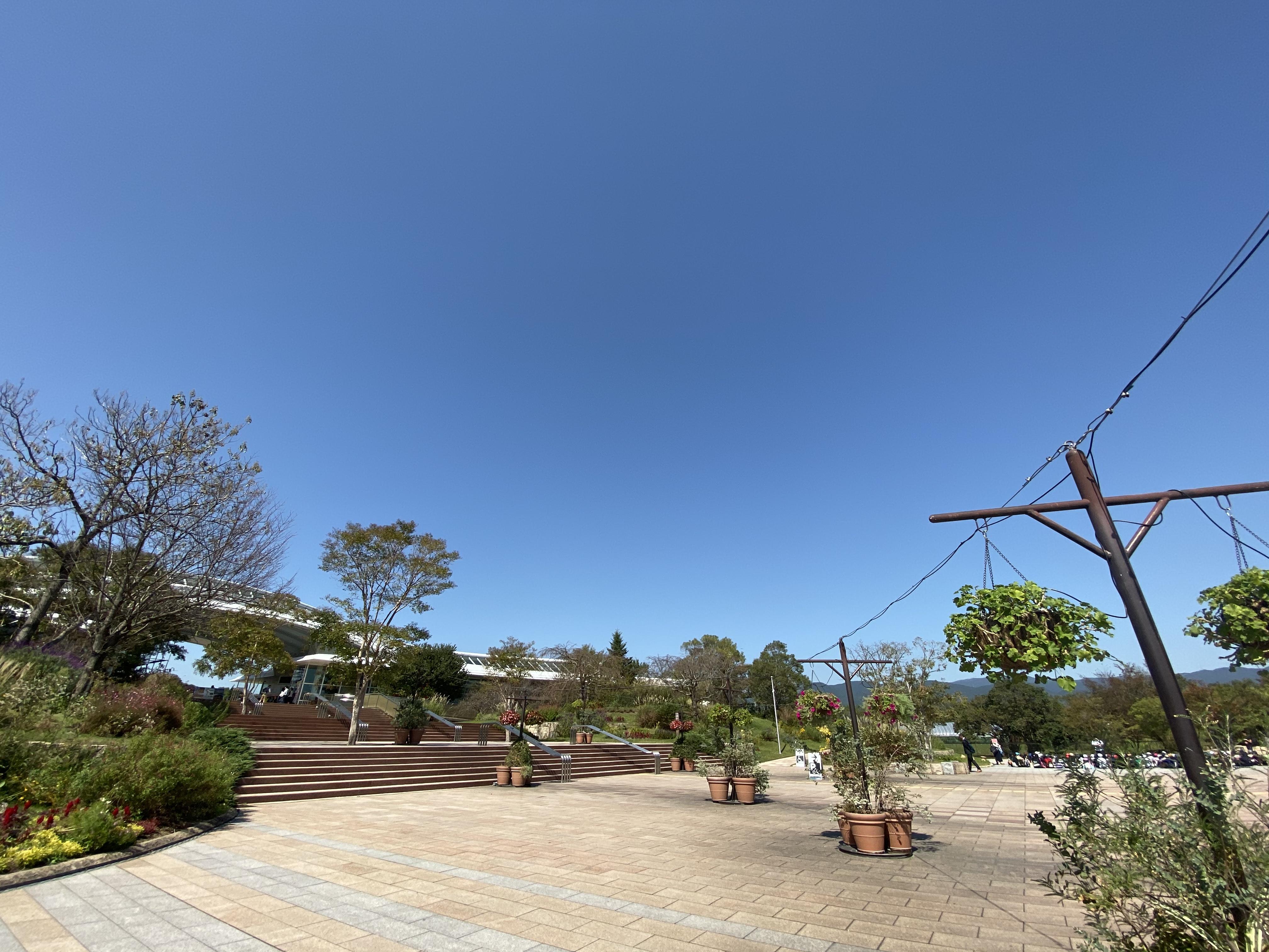 吉野ヶ里の景色