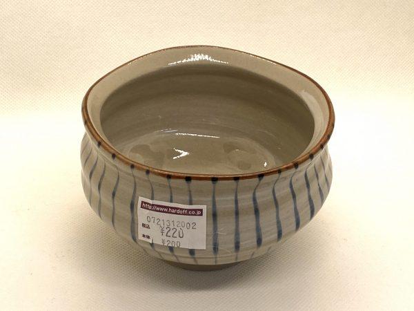 和食器 深鉢(線書き)