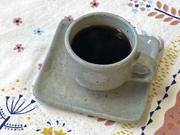 ハンドドリップ 粉引きカップ