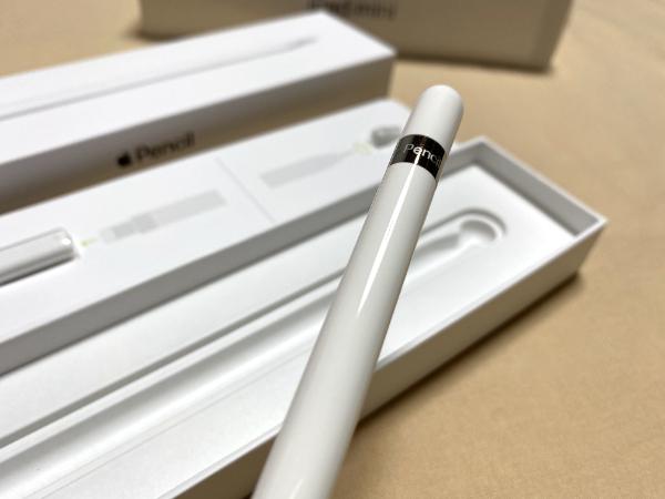 ツルツルのペン